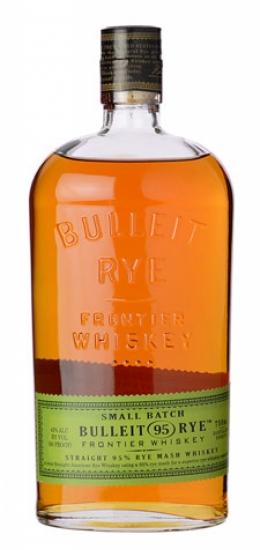 bulleit rye frontier whiskey